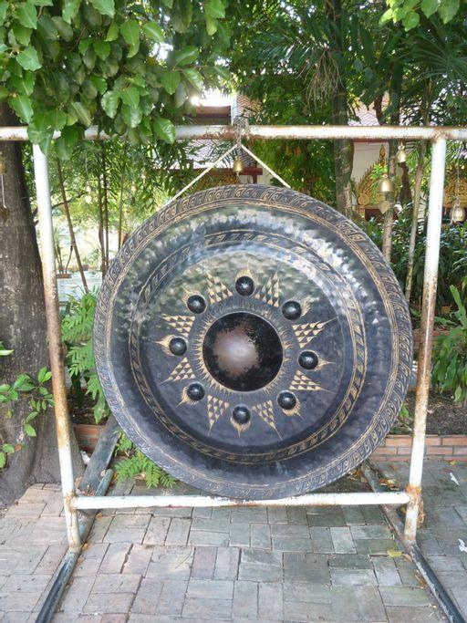 gong, metal