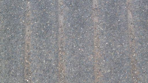 gravel, street