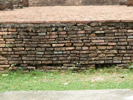 brick, wall