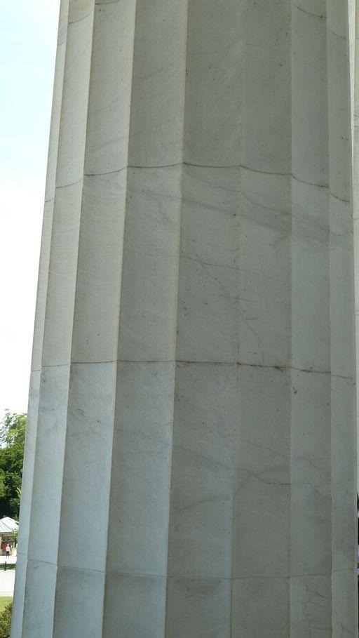 column, mamor