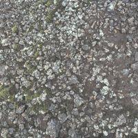 gravel, stones