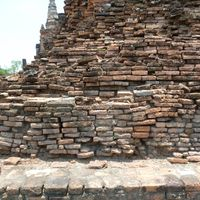 stone, wall