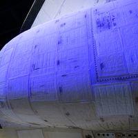 shuttle, space